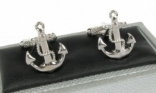 Ships Anchor Cufflinks